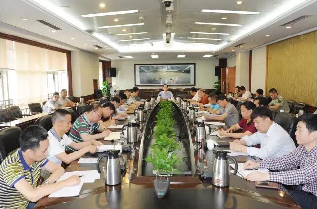 郴州市召开夏季消防工作推进会及电气综合治理动员部署电视电话会议
