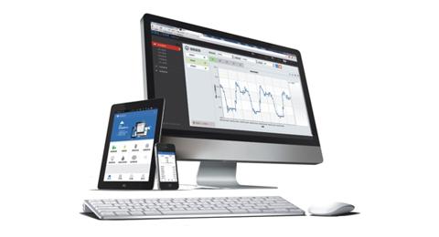GDC智慧设备能源管理云平台