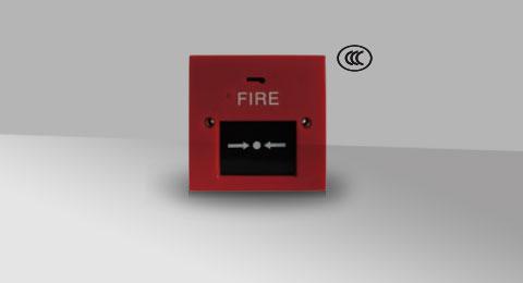 智能手动报警器-智慧消防报警器