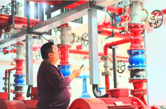 消防水系统监测方案,助力城市智慧消防