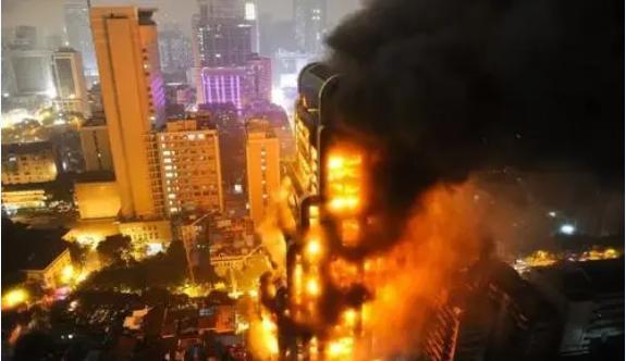 高层建筑消防解决方案-智慧消防解决方案
