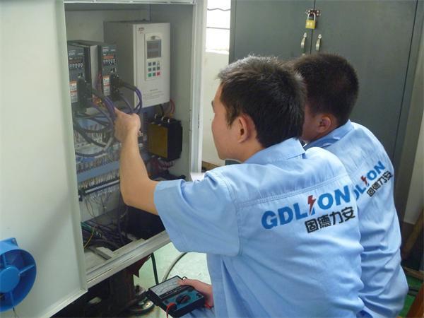 消防物联网系统的调试与验收标准