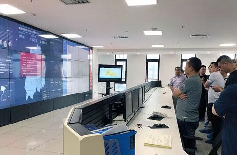 贵阳市联通智慧消防平台